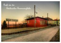 Postkarte Gruß von der Sächsischen Semmeringbahn